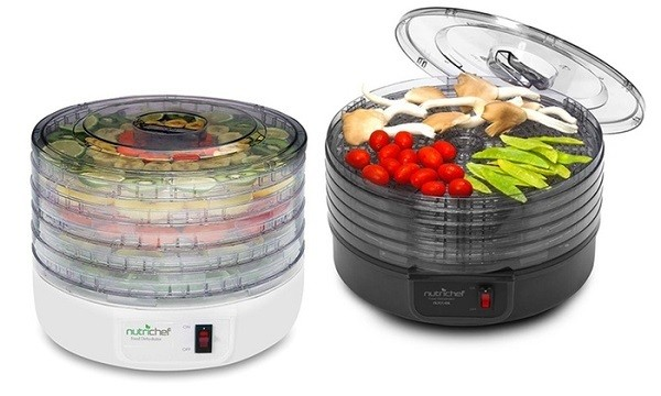 NutriChef Food Dehydrator Machine