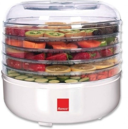Ronco 5-Tray Electric Food Dehydrator
