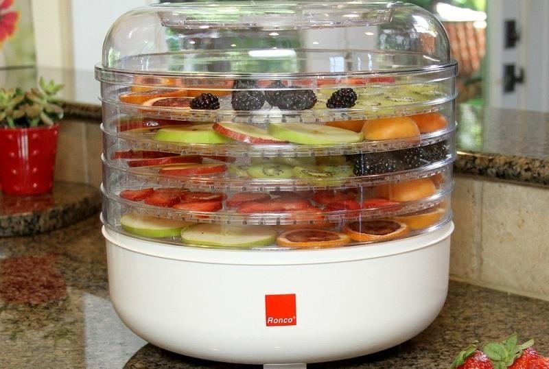 Ronco FD1005WHGEN Food Dehydrator Review