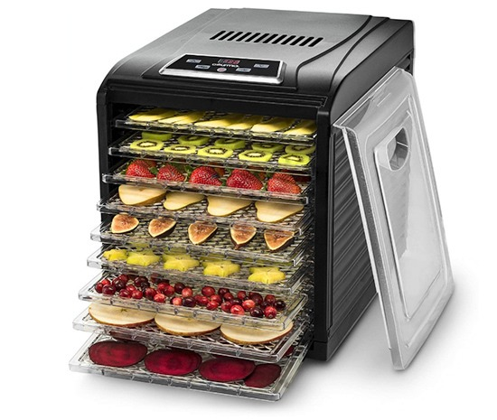 Gourmia GFD1950 Food Dehydrator Review
