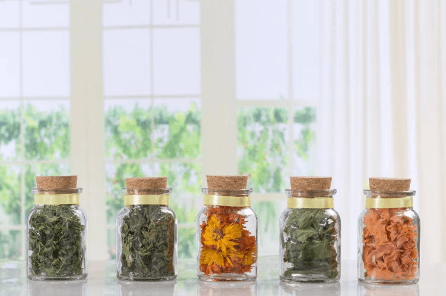 how to dehydrate herbs